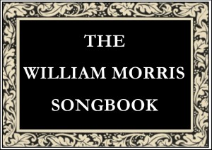 William-Morris-Song-Book-Motif