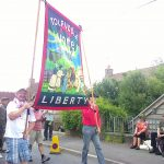 Tolpuddle banner
